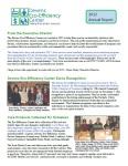 DEEC's 2012 Annual Report