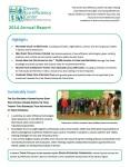 DEEC Annual Report 2014